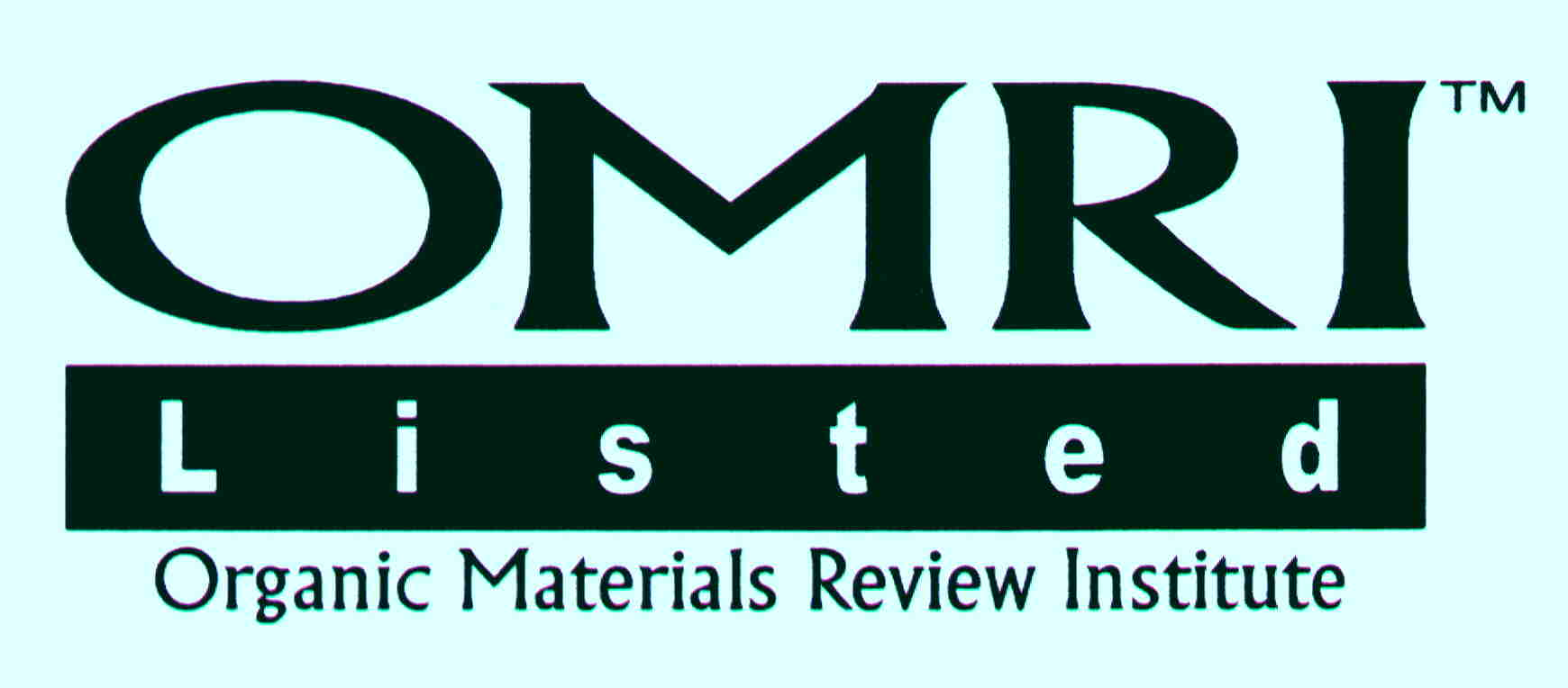 Organic Materials Review Institue